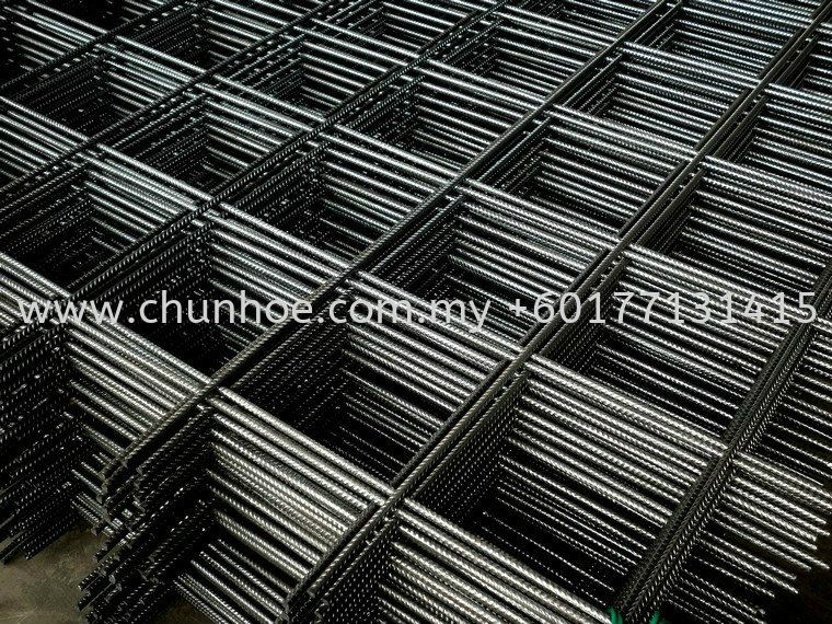 Welded Steel Wire Mesh ( BRC )